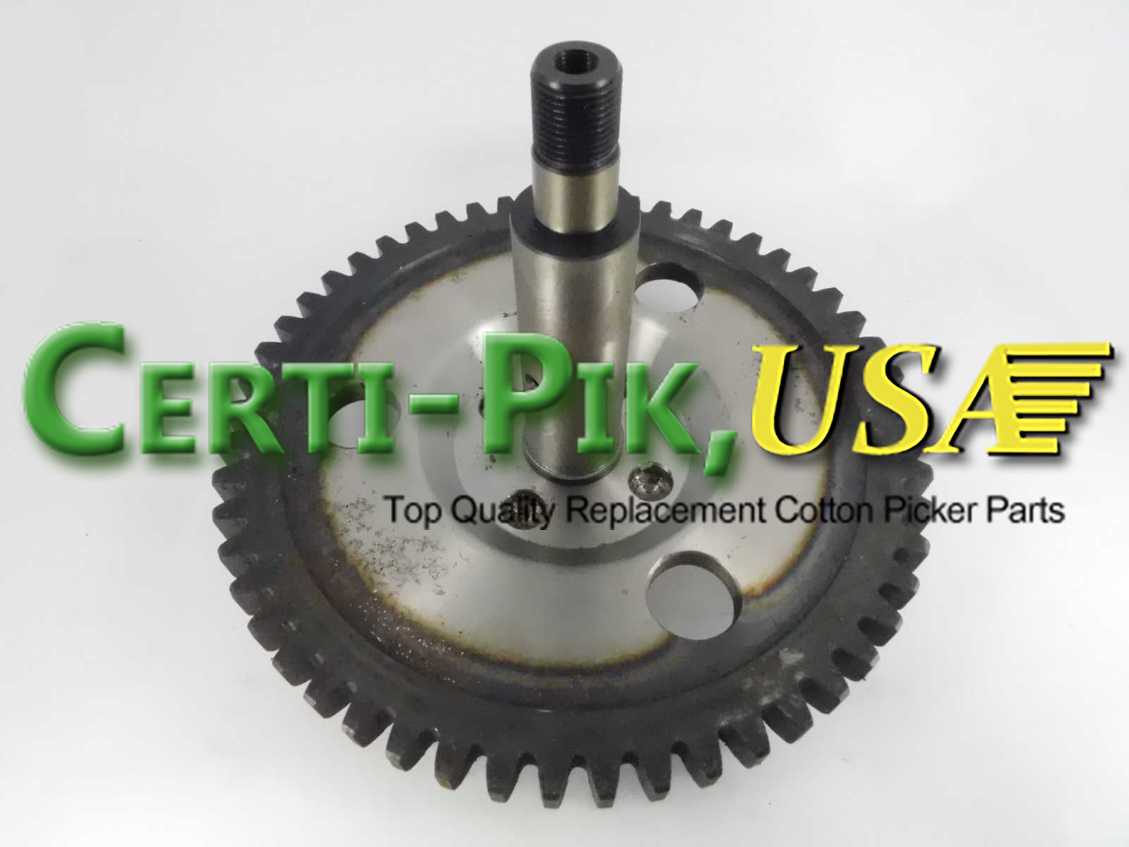 Picking Unit System: John Deere Idler Gear Assembly AN110124 (10124G) for Sale