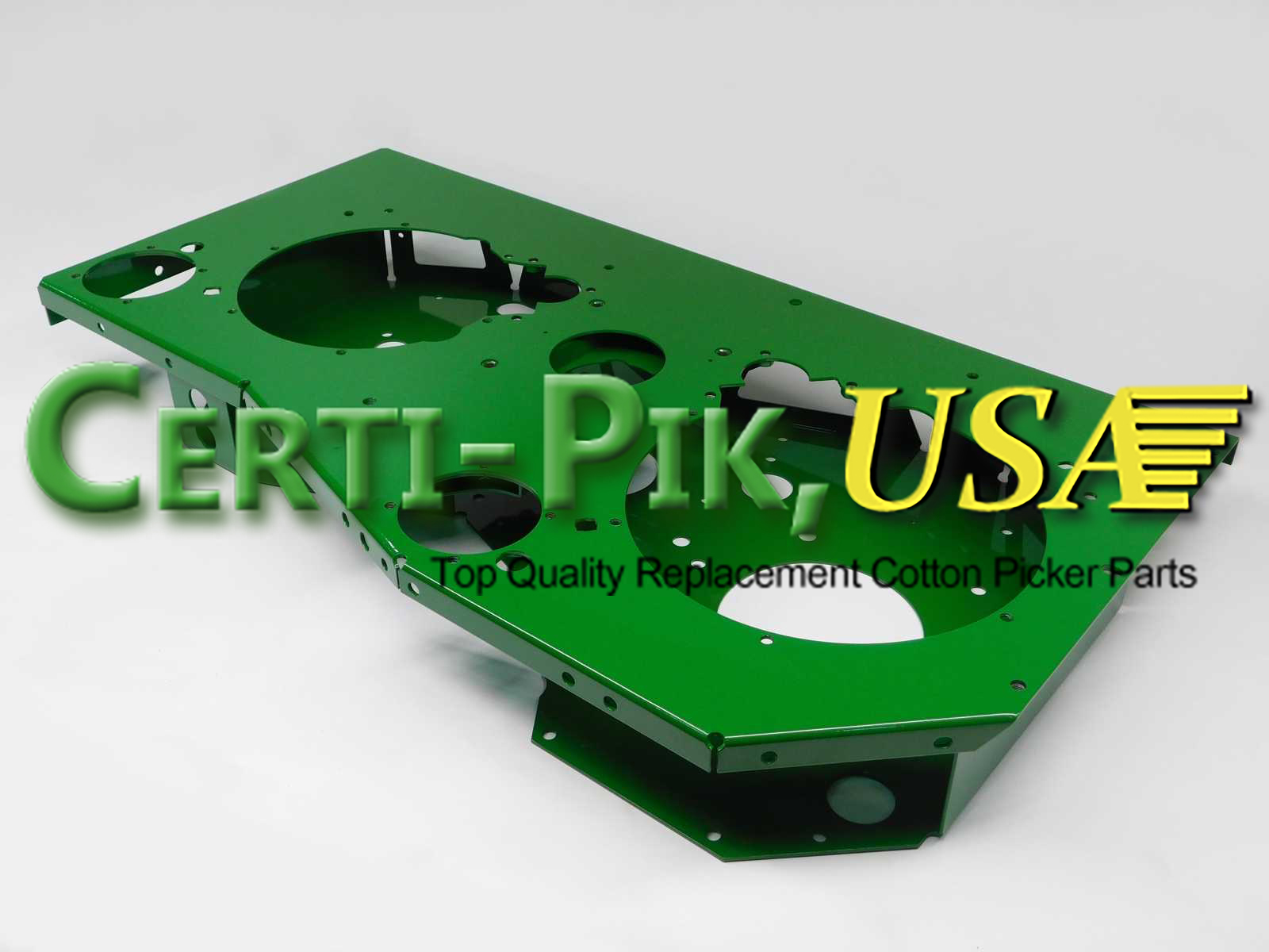 Picking Unit Cabinet: John Deere 9976-CP690 Upper Cabinet AKK14823 (14823) for Sale