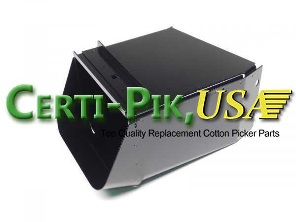 Air System: John Deere 9935-CP690 Pro Suction Door Parts 72239-SR (72239-SR) for Sale