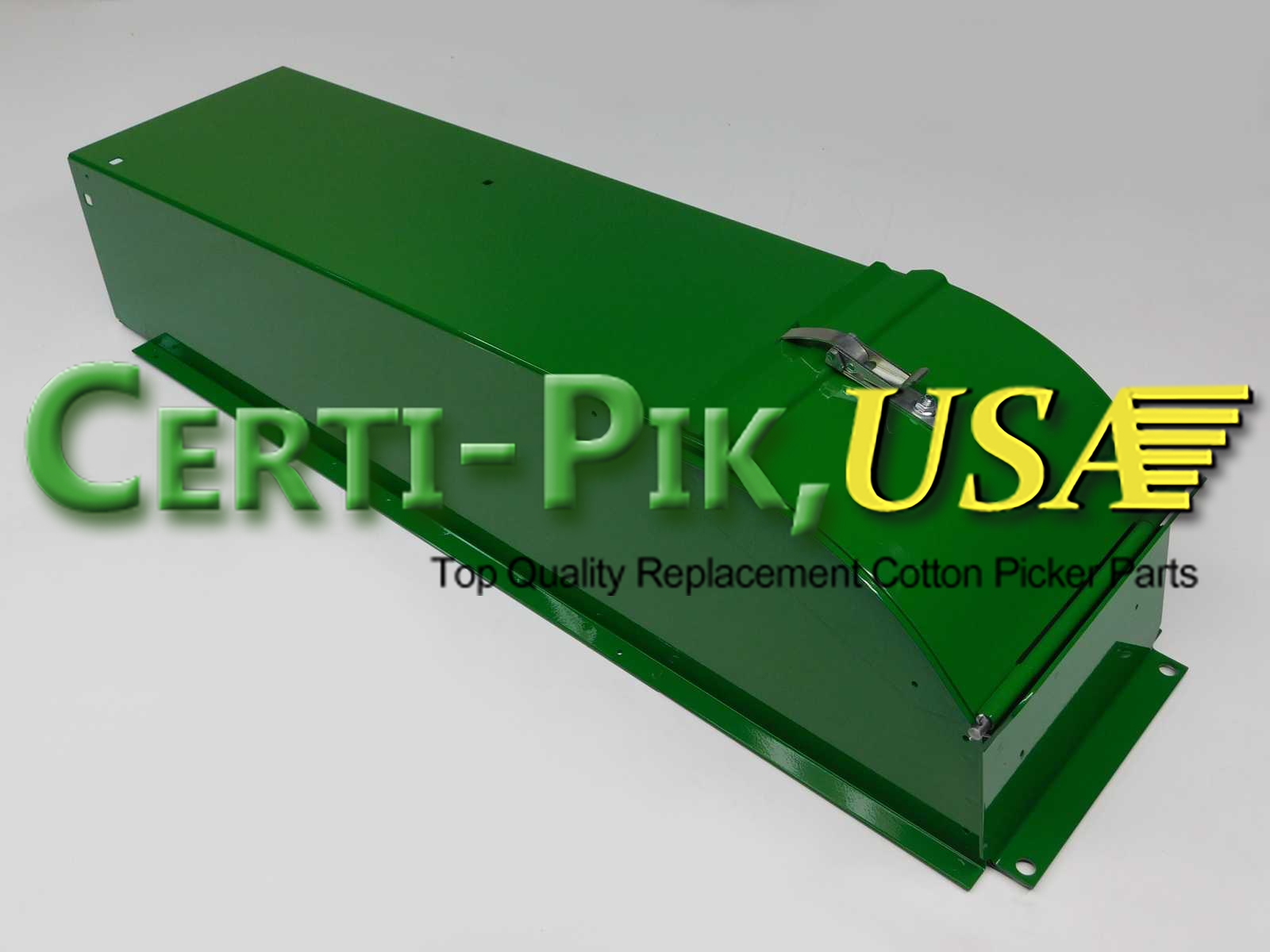 Air System: John Deere 9935-65 In-Line Suction Door Parts AN272383 (72383) for Sale