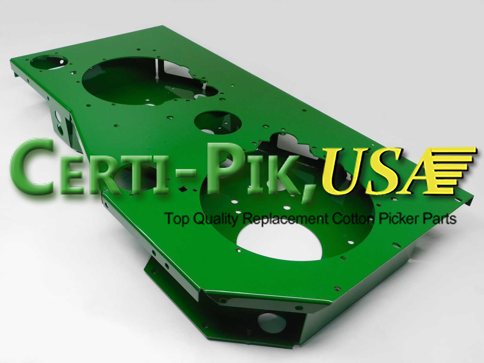 Picking Unit Cabinet: John Deere 9976-CP690 Upper Cabinet AN372907 (72907) for Sale