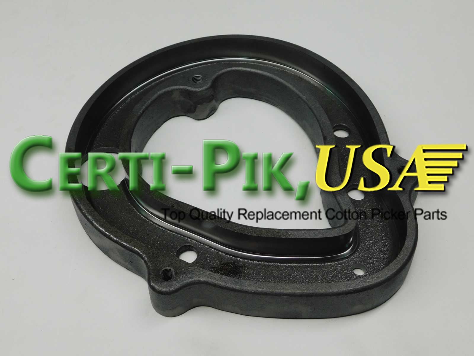 Picking Unit System: John Deere 9900-CP690 Cam Tracks and Drum Head N273012 (73012R) for Sale
