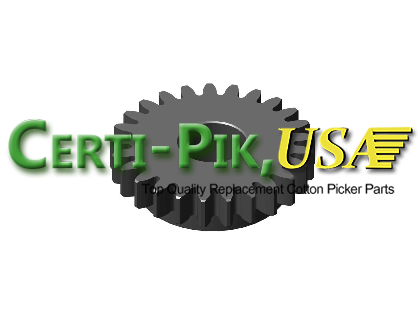 Picking Unit System: John Deere Idler Gear Assembly AN273468 (73468) for Sale