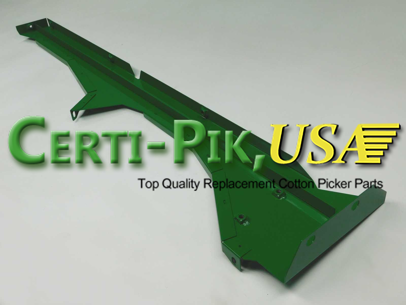 Picking Unit Cabinet: John Deere 9976-CP690 Grid Bar and Cabinet Supports AN273507 (73507) for Sale