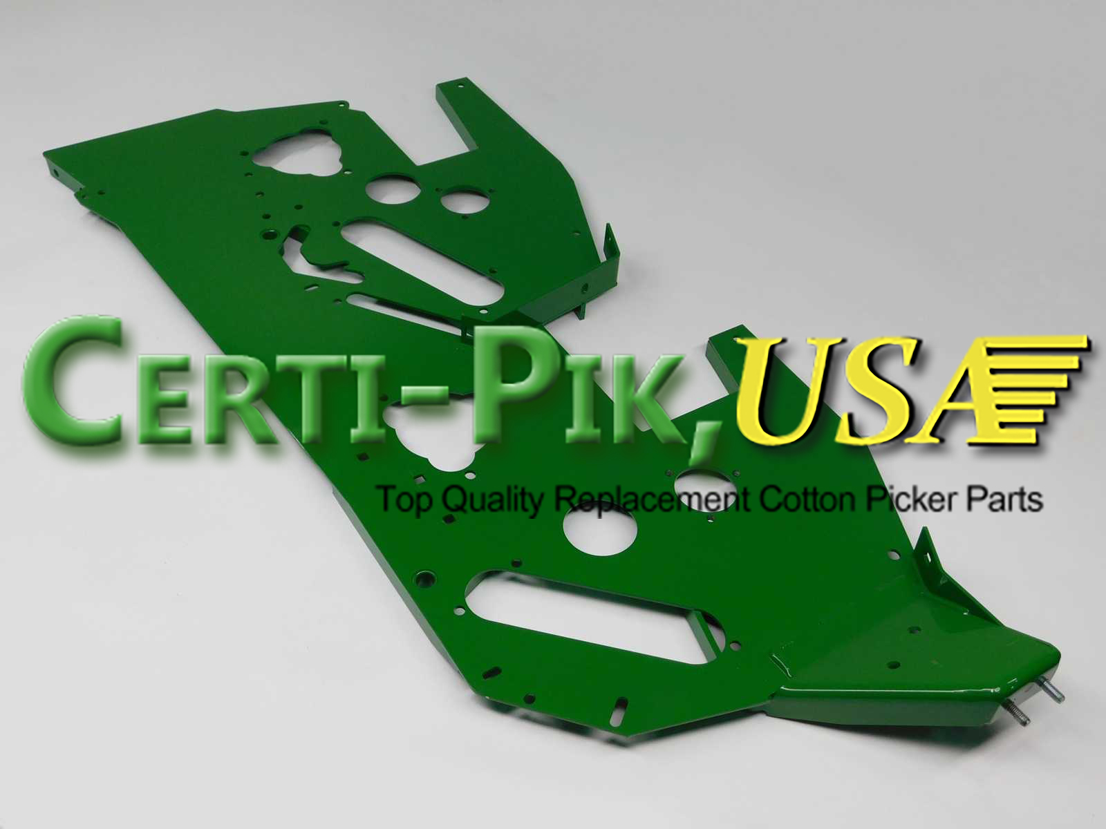 Picking Unit Cabinet: John Deere 9976-CP690 Lower Cabinet