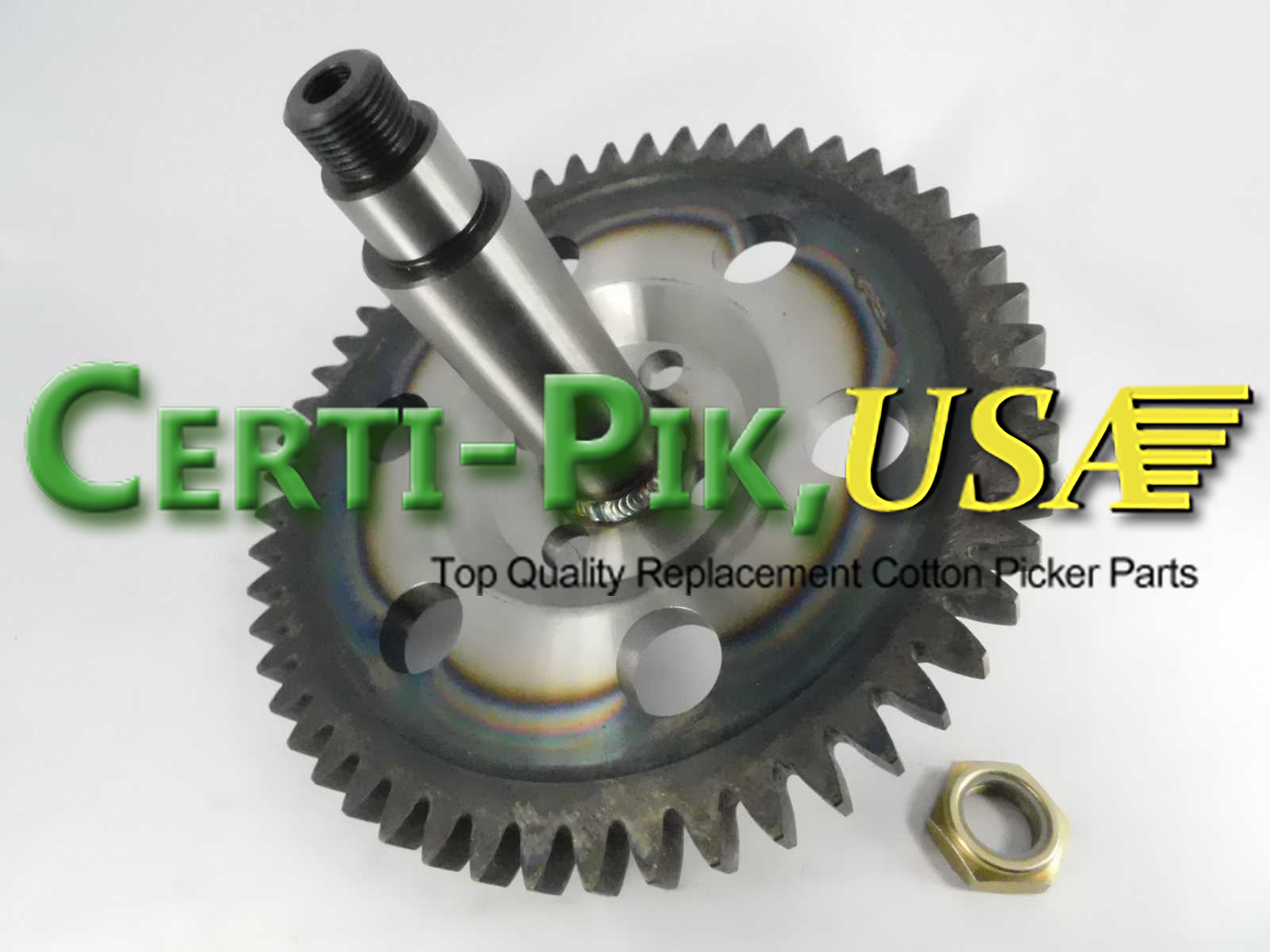 Picking Unit System: John Deere Idler Gear Assembly N274017 (74017) for Sale