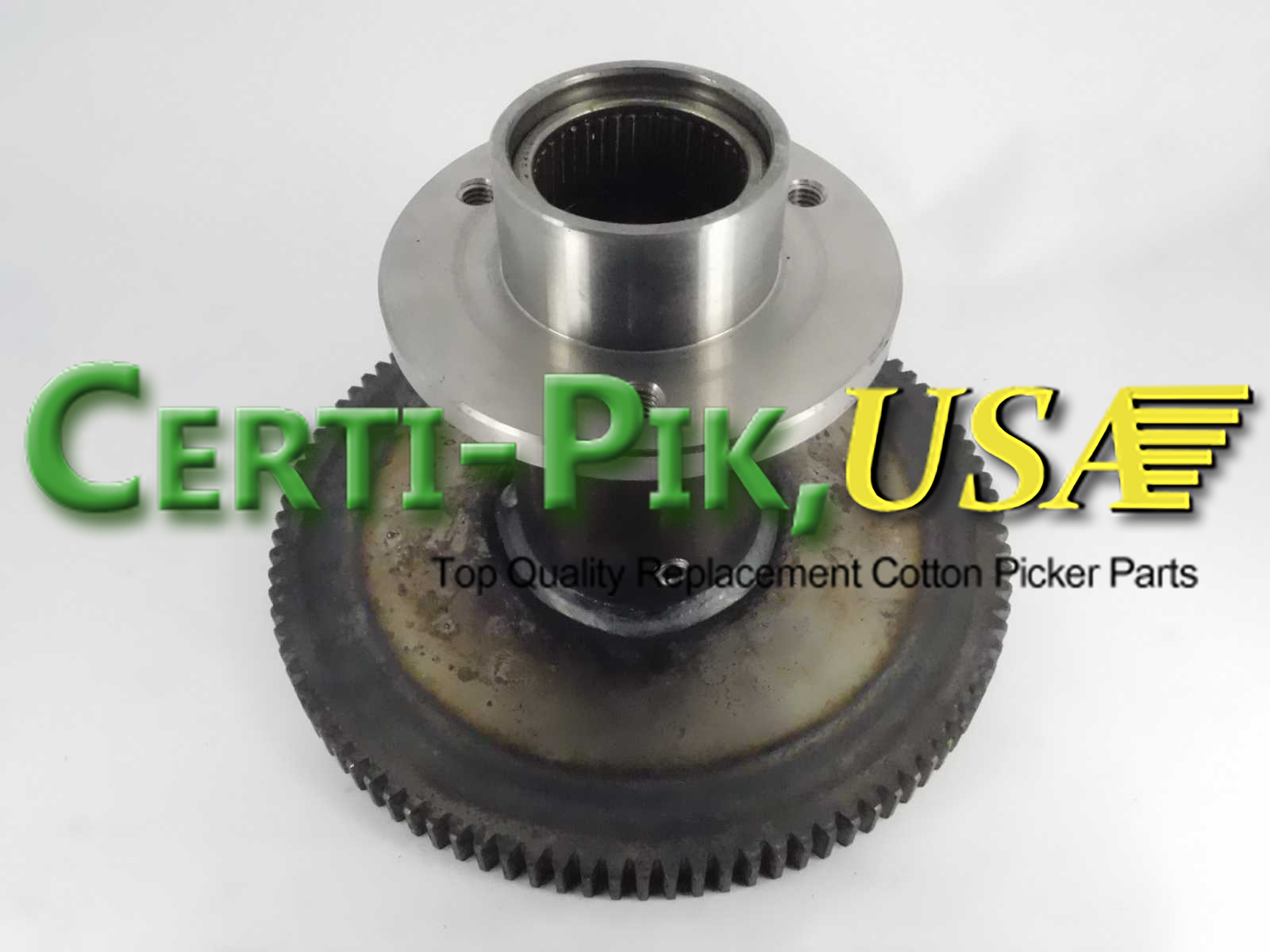 Picking Unit System: John Deere Drum Gear Assembly AN274460 (74460) for Sale