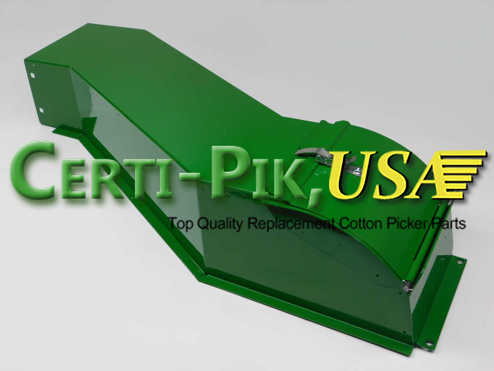 Air System: John Deere 9935-CP690 Pro Suction Door Parts AN276846 (76846) for Sale