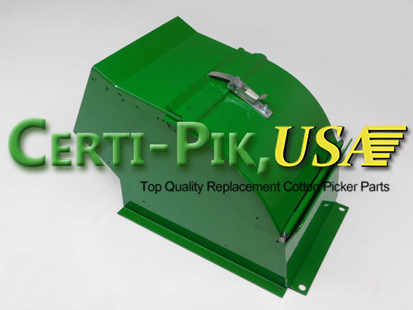 Air System: John Deere 9935-CP690 Pro Suction Door Parts AN277607 (77607) for Sale
