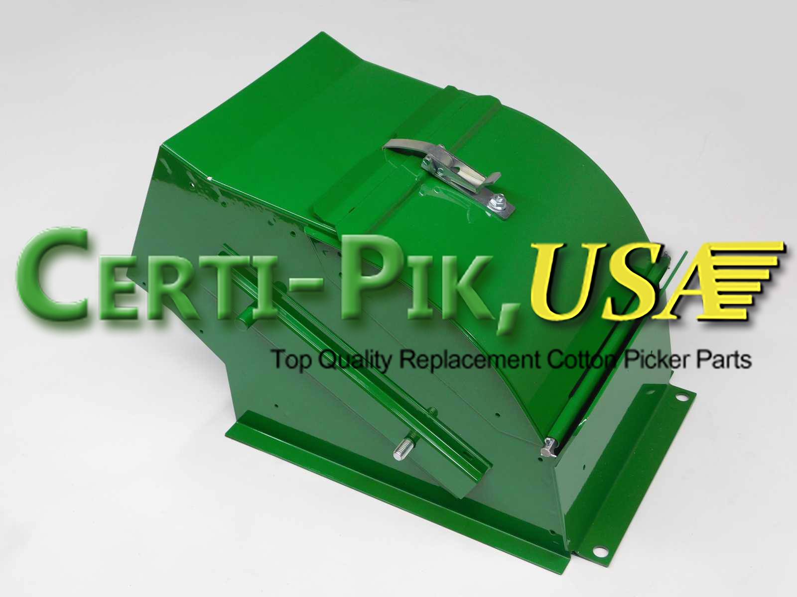 Air System: John Deere 9935-CP690 Pro Suction Door Parts AN277607 (77607-B) for Sale