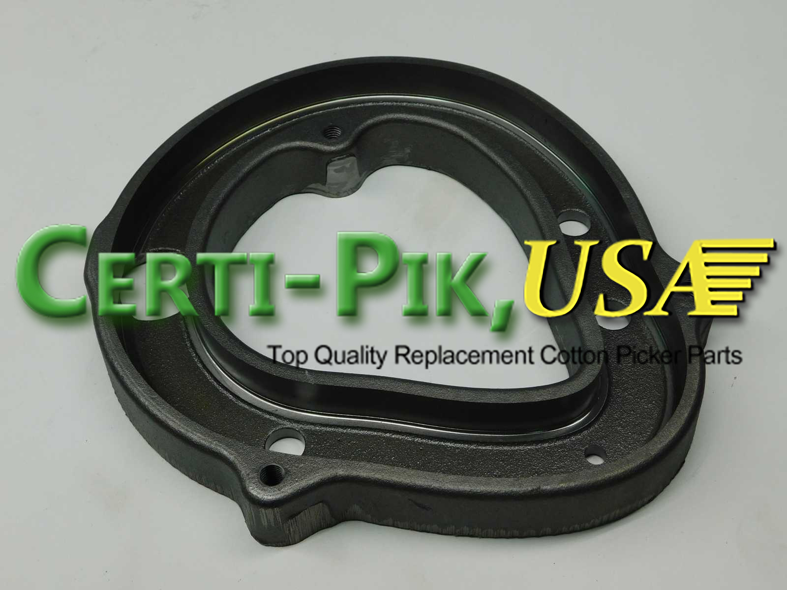 Picking Unit System: John Deere 9900-CP690 Cam Tracks and Drum Head N378789 (78789R) for Sale