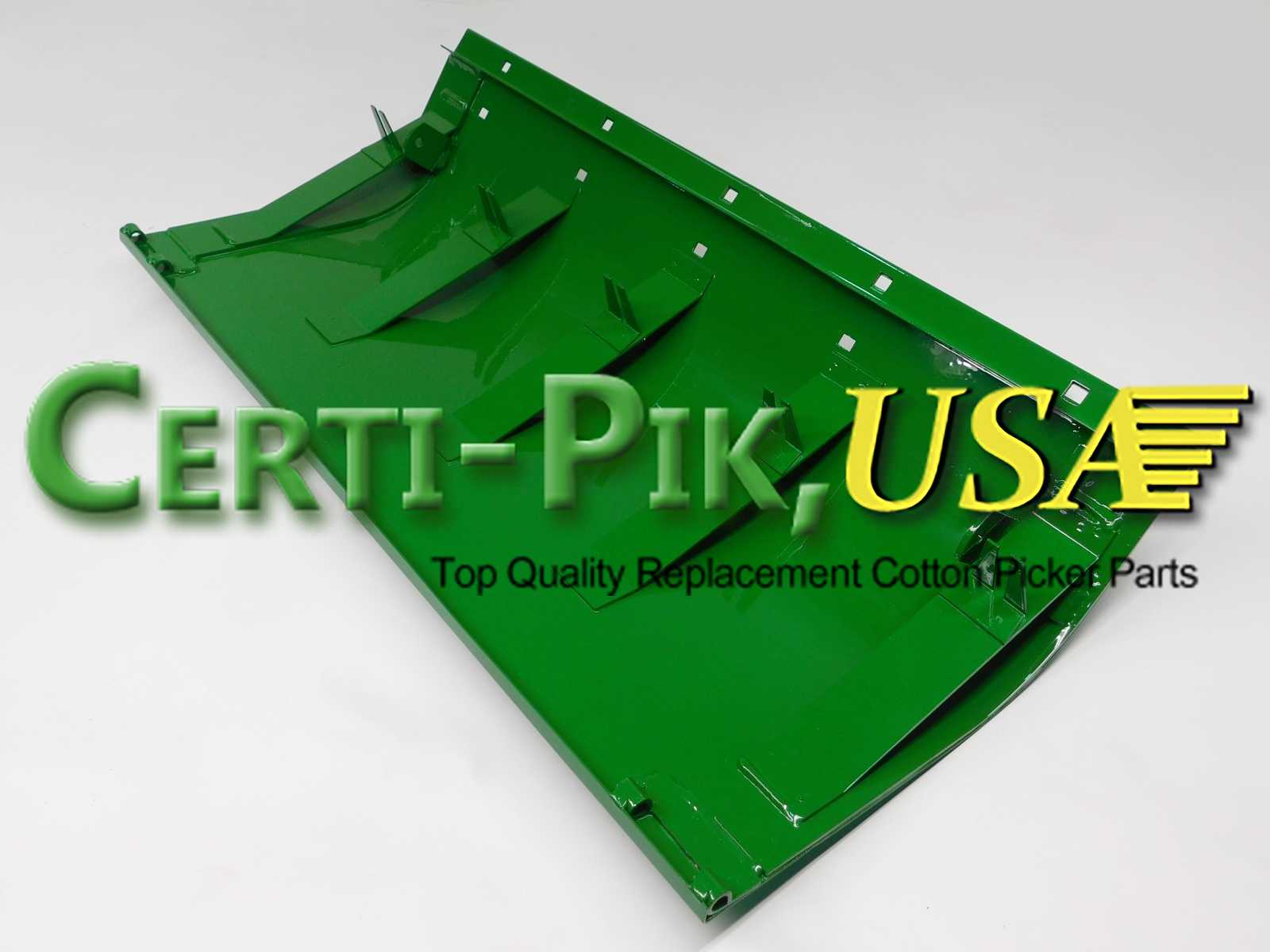 Picking Unit Cabinet: John Deere 9900-9965 Conv. F&R Pressure Plate (Hi-Drum) Assembly AN190370 (90370) for Sale