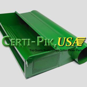 Air System: John Deere Front & Rear Suction Door Parts (Hi Drum) AN190796 (90796R) for Sale