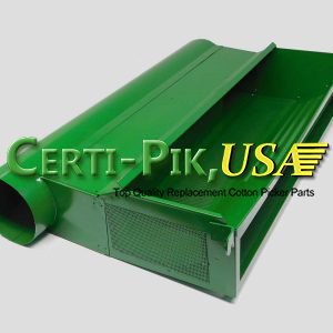 Air System: John Deere Front & Rear Suction Door Parts (Hi Drum) AN190797 (90797L) for Sale
