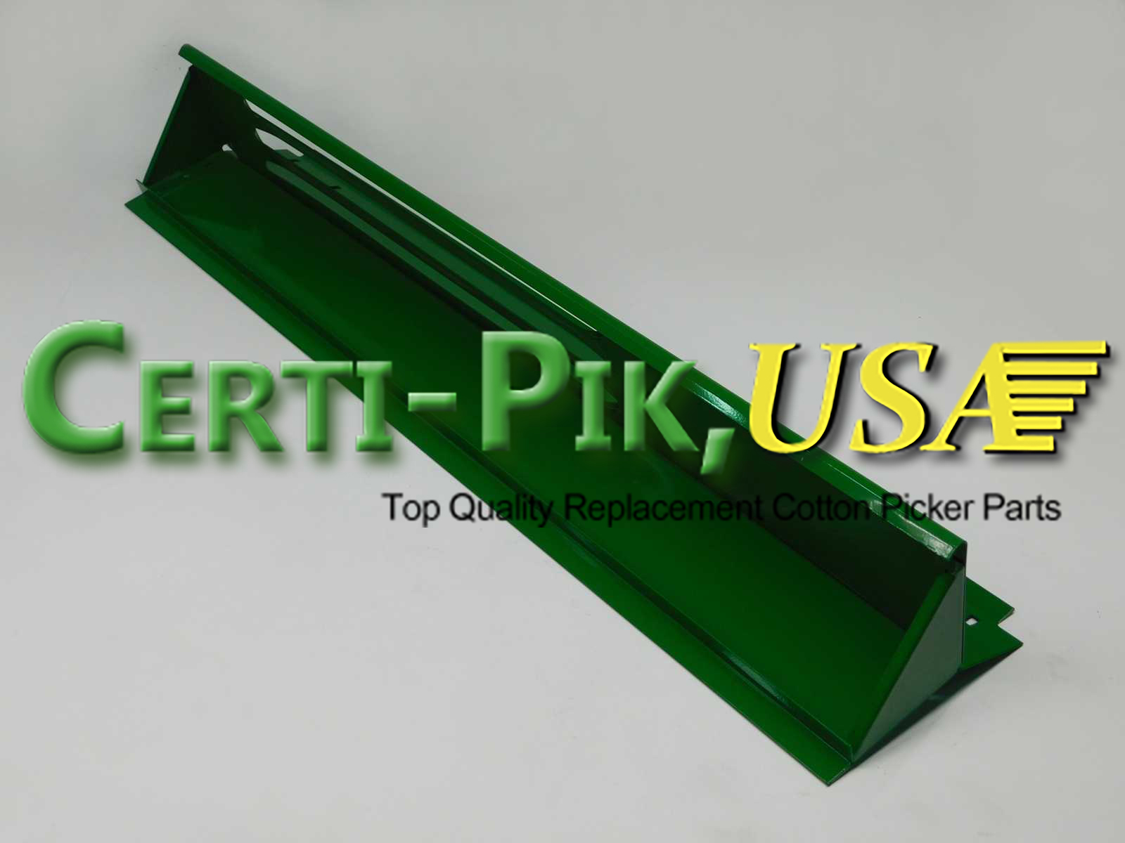Air System: John Deere Front & Rear Suction Door Parts (Hi Drum) AN191122 (91122R) for Sale