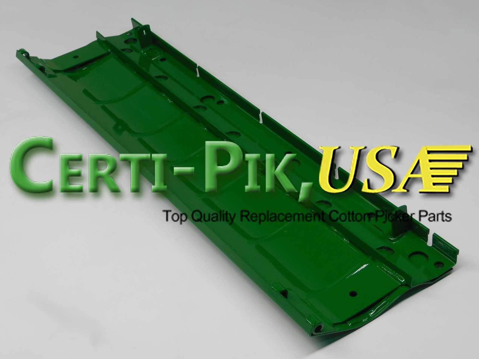 Picking Unit Cabinet: John Deere 9900-9965 Conv. F&R Pressure Plate (Hi-Drum) Assembly AN192157 (92157) for Sale