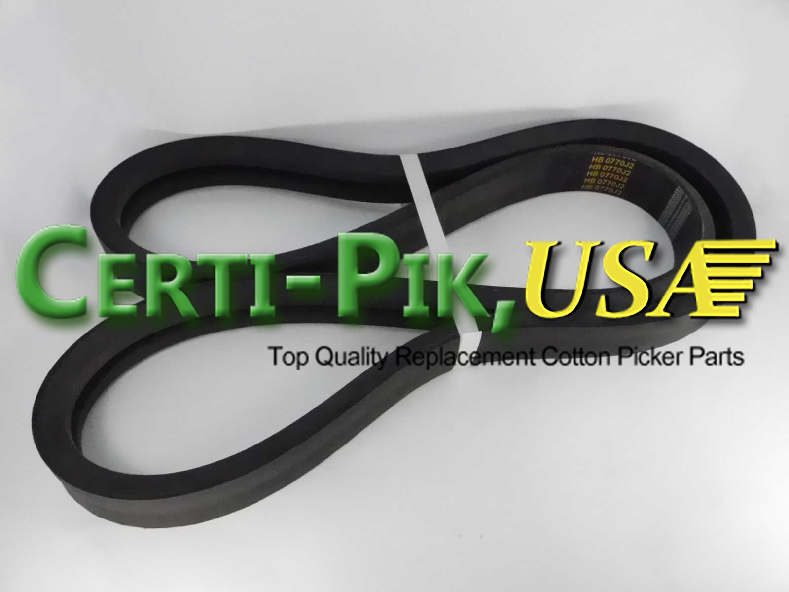 Belts: John Deere Replacement Belts - 9900 Thru CP690 N129368 (B29368) for Sale