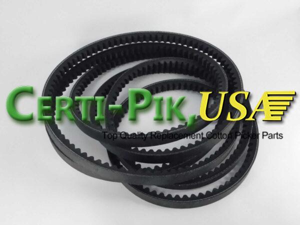 Belts: John Deere Replacement Belts - 9900 Thru CP690 RE41942 (B41942) for Sale