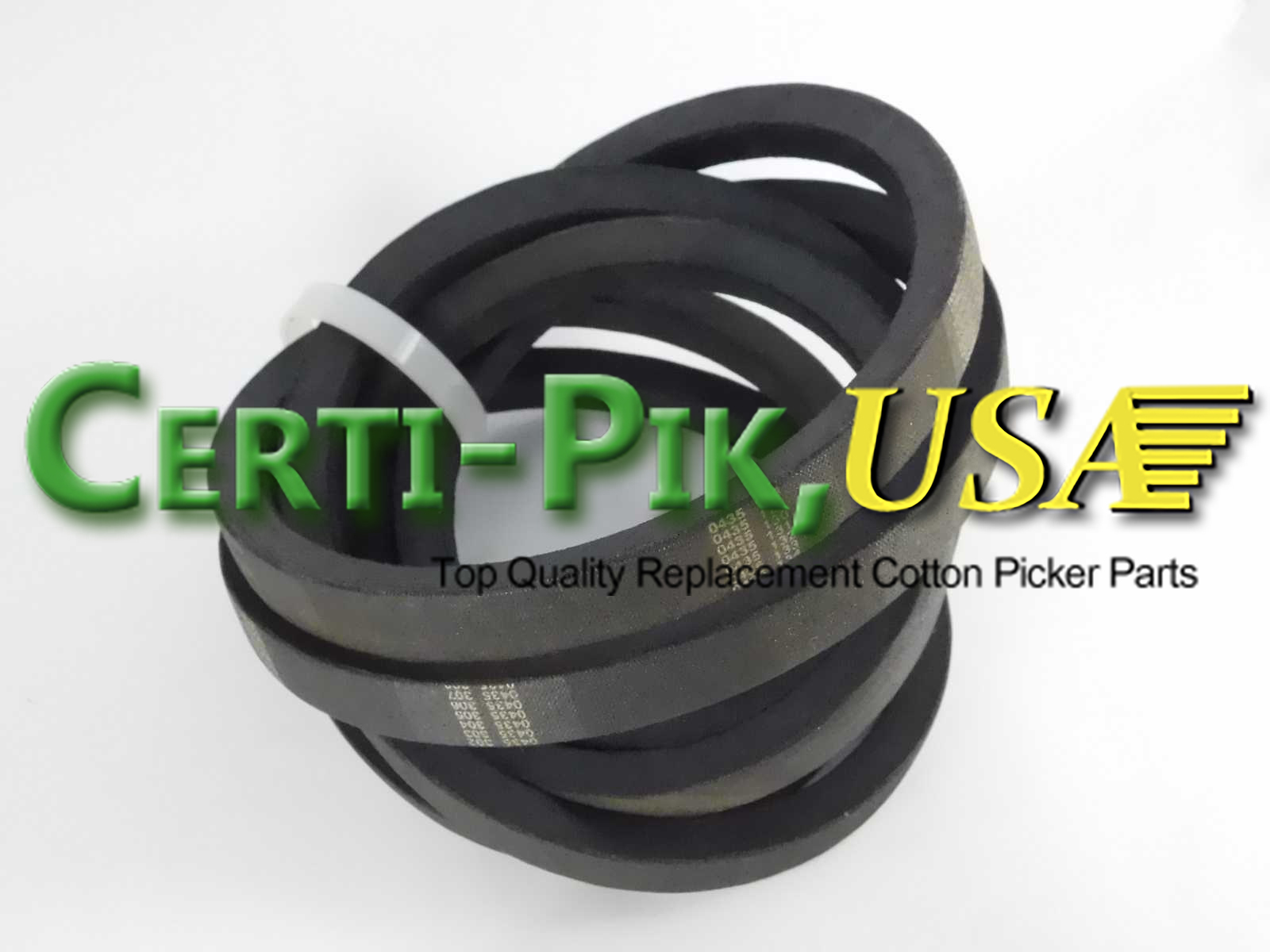 Belts: John Deere Replacement Belts - 9900 Thru CP690 AN274215 (B74215) for Sale