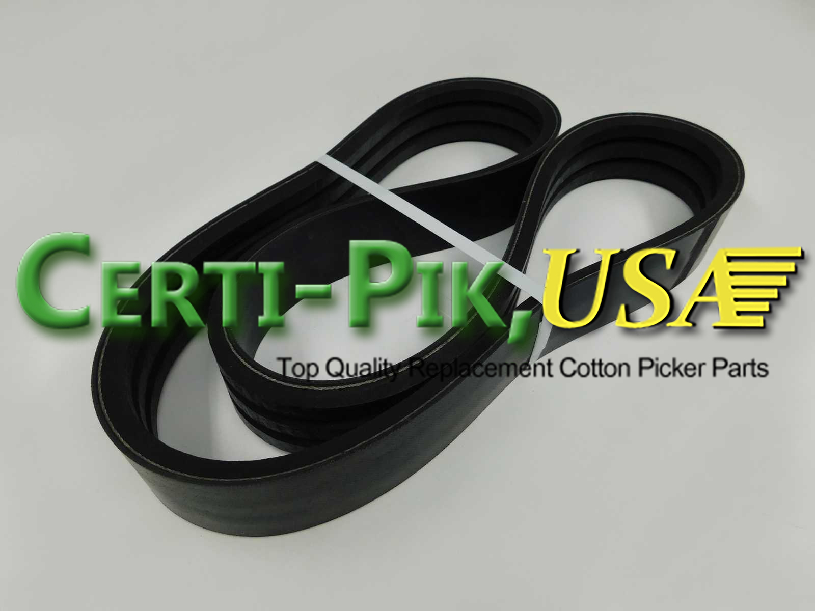 Belts: Case / IH Replacement Belts - 1822 Thru 635 Mod Exp 1288899C5 (B88899C5) for Sale