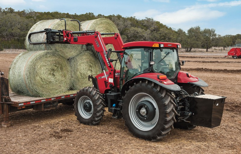 Case Ih Module Express Faqs What Is The Average Baler Amount Per Roll