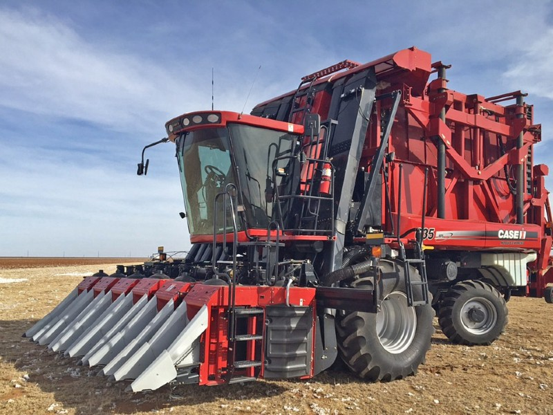 Case Ih Module Express Faqs What Are The Harvesting Specs