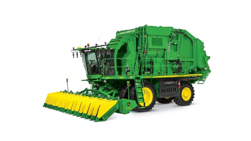 John Deere Vs Case IH – Which Cotton Picker Is Best John Deere