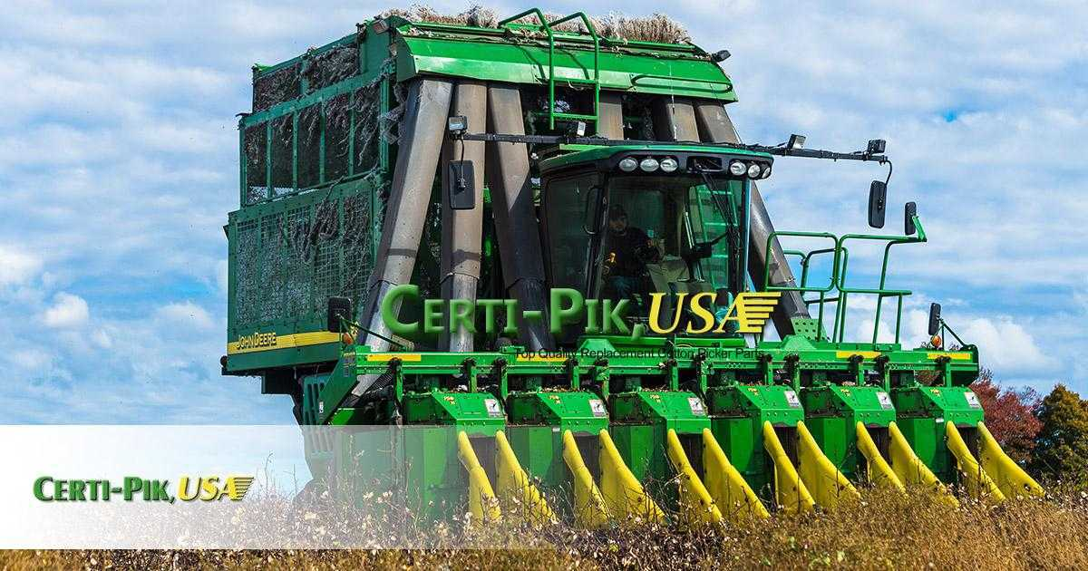 John Deere Vs Case Ih, Which Cotton Picker Is Best