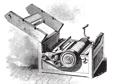 When Was The Cotton Gin Invented Original
