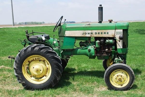 Used John Deere